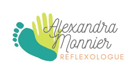 Alexandra Monnier Réflexologue Quimperlé guidel lorient à domicile en cabinet évènementiel En entreprise